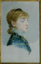 Manet, Mademoiselle Lucie Delabigne.jpg