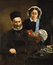 Manet, Monsieur e Madame Auguste Manet.png