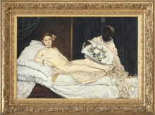 Manet, Olympia [cornice].jpg