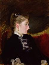 Manet, Profilo di una ragazza.jpg