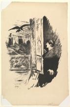 Manet, Quindi io spalancai l'imposta.jpg