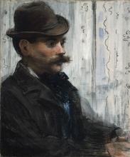 Manet, Ritratto di Alphonse Maureau.jpg