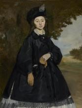 Manet, Ritratto di Madame Brunet.jpg