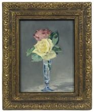 Manet, Rose in un bicchiere da champagne [cornice].jpg