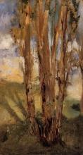 Manet, Studio di alberi.jpg