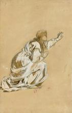 Manet, Studio di donna inginocchiata.jpg