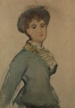 Manet, Studio di donna.jpg