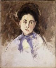 Manet, Testa di donna [1870].jpg