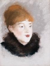 Manet, Testa di donna [1882 circa].jpg