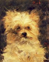 Manet, Testa di un cane.jpg