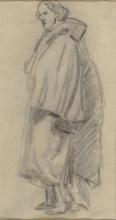 Manet, Uomo che indossa un mantello [verso].jpg
