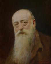 Pompeo Mariani, Autoritratto [1926]