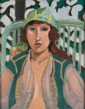 Matisse, Donna in abiti orientali | Femme en robe orientale | Woman in oriental dress