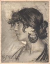 Francesco Paolo Michetti, Donna Annunziata