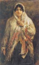 Francesco Paolo Michetti, Donna meridionale