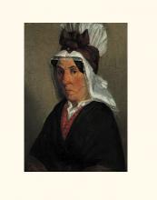 Millet (attribuito a), Ritratto presunto di Madame Canoville.png