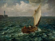 Millet, Barca da pesca.jpg