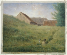 Millet, Cammino attraverso il grano.jpg