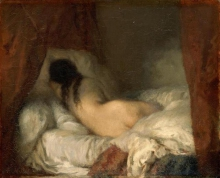 Millet, Donna nuda coricata.jpg