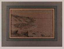 Millet, Falesie di Greville [1871].png