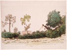 Millet, Fattoria nei pressi di Vichy [1866-1867].jpg