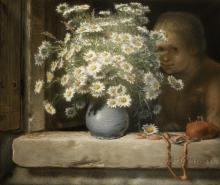 Millet, Il bouquet di margherite.png