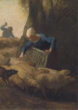 Millet, Il conteggio delle pecore.png