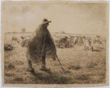 Millet, Il pastore [1872-1874].png