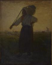 Millet, Il ritorno dalla fattoria