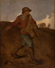 Millet, Il seminatore | Le semeur | The sower