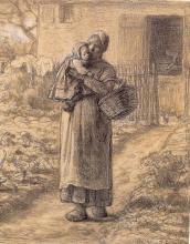 Jean-François Millet, L'uscita