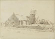 Millet, La chiesa di Greville.jpg