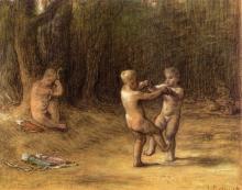 Millet, La danza degli amorini.jpg