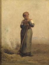 Millet, La donna che brucia erbacce.png