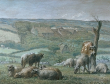 Millet, La fattoria del Lieu Bailly.jpg
