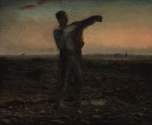 Millet, La fine della giornata; effetto della sera.jpg