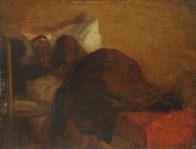 Millet, La moglie del pittore | La femme du peintre | The author's wife | La esposa del autor
