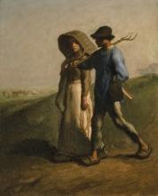 Millet, La partenza per il lavoro [1851-1853].jpg