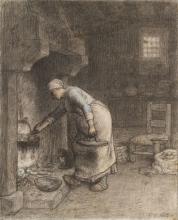 Millet, La pentola sul fuoco.jpg