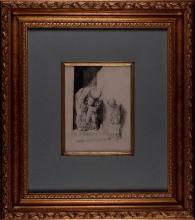 Millet, La precauzione materna [1855].jpg