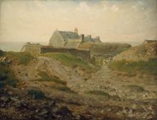 Millet, La prioria di Vauville, Normandia.jpg