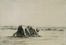 Millet, Le spigolatrici [1850].jpg