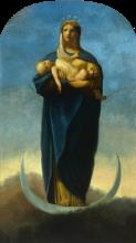 Jean-François Millet, Notre-Dame de Lorette