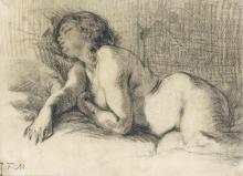 Millet, Nudo femminile coricato.jpg