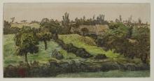 Millet, Paesaggio con fabbricati agricoli.jpg