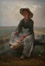 Millet, Pastorella [1870-1873 circa].jpg
