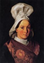Millet, Ritratto della sorella dell'artista, Emelie.png