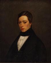Millet, Ritratto di Amand Ono [1841].jpg