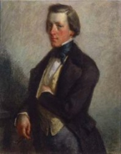 Millet, Ritratto di Auguste Felix Postel.jpg