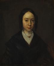 Millet, Ritratto di Pauline-Virginie Ono | Portrait de Pauline-Virginie Ono | Portrait of Pauline-Virginie Ono | Retrato de Pauline Virginie